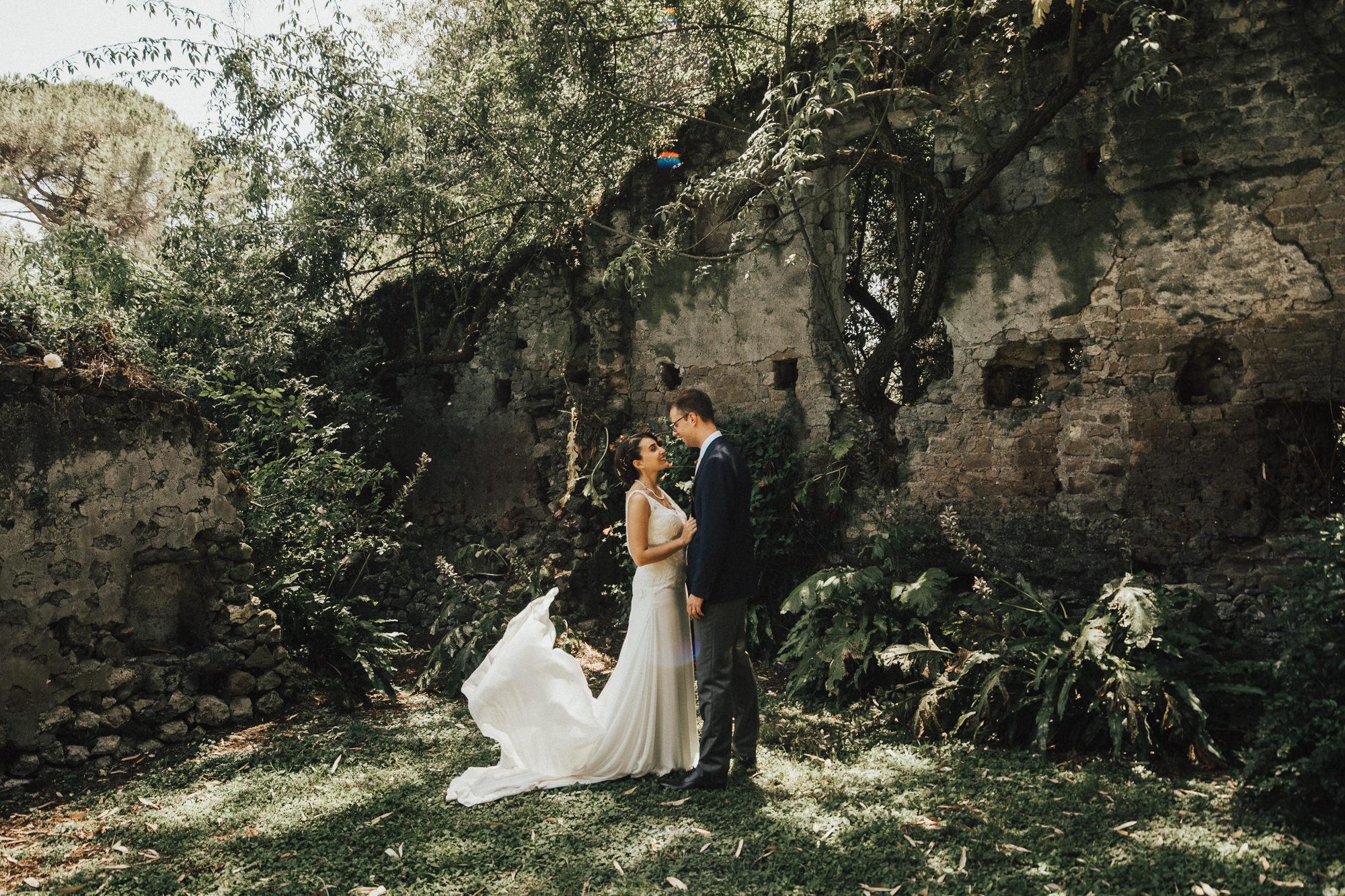 Lelia & Silvio I Wedding in Italy