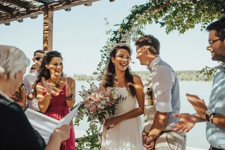 Civil ceremony Belgrade