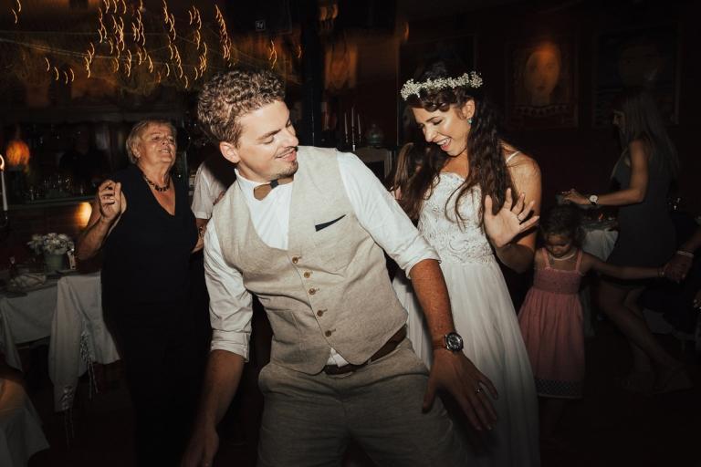 Wedding party Belgrade